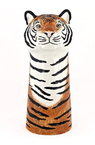 Tiger Flower Vase by Quail (large)