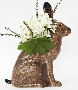 Hare Flower Vase by Quail (large)