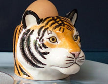 Load image into Gallery viewer, Tiger Egg Cup by Quail