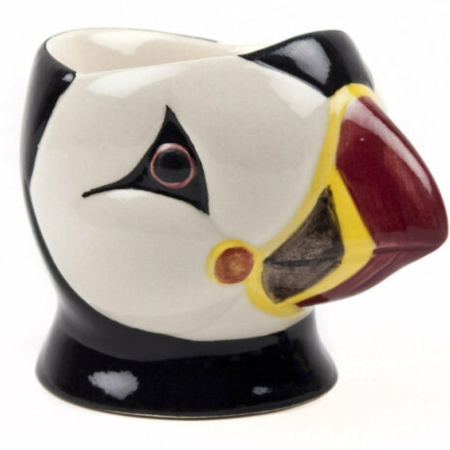 Puffin Egg Cup by Quail