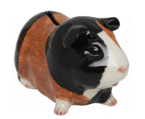 Guinea Pig Money Box by Quail (Multi)