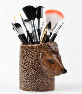 Hedgehog Pencil Pot by Quail