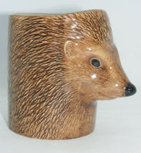 Load image into Gallery viewer, Hedgehog Pencil Pot by Quail