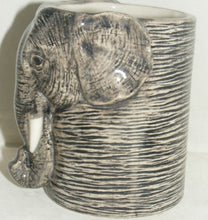 Load image into Gallery viewer, Elephant Pencil Pot by Quail