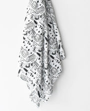 Load image into Gallery viewer, Muslin Swaddle (Wild) by WEE Gallery