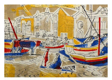 Load image into Gallery viewer, Card - Venice by Edward Bawden