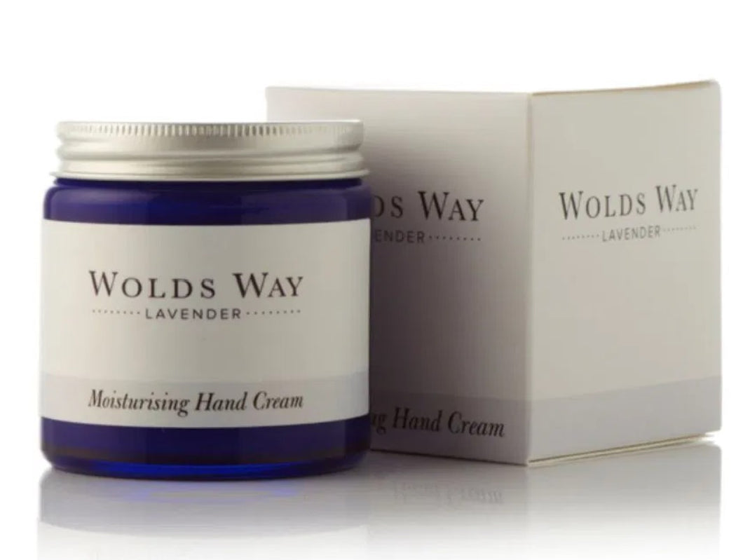 Wolds Way Lavender - Moisturising Hand Cream 120ml