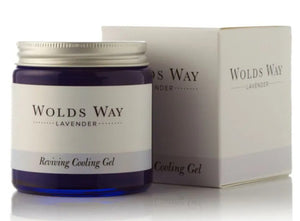 Wolds Way Lavender - Reviving Cooling Gel  120ml