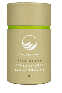 SeaGrown - Kombu Seaweed Salt Alternative 70g