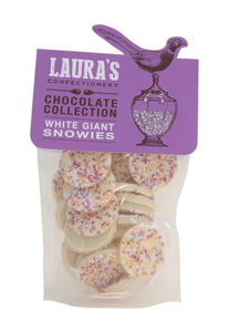 Laura's - Giant White Snowies 135g