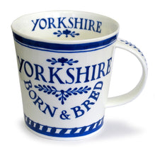 Load image into Gallery viewer, Mug by Dunoon (Yorkshire Born & Bred)