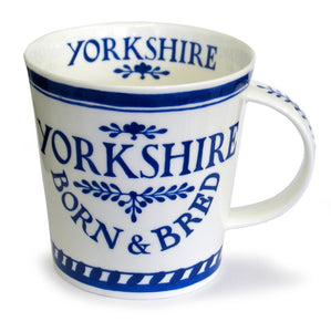 Mug by Dunoon (Yorkshire Born & Bred)