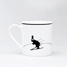 Load image into Gallery viewer, Mug by Ham (Button Lift Rabbit)