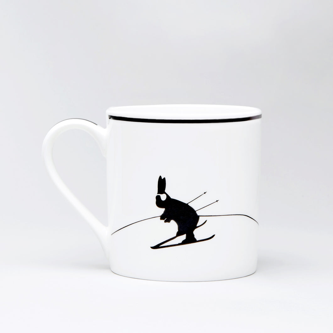 Mug by Ham (Button Lift Rabbit)