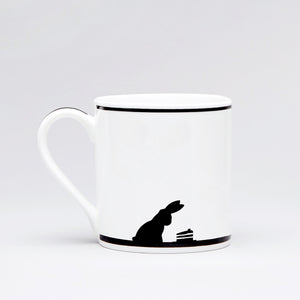 Mug by HAM (Cake Loving Rabbit)