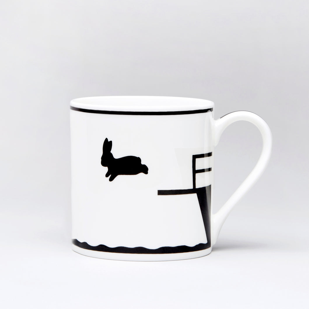 Mug by HAM (Diving Rabbit)