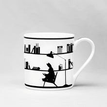 Load image into Gallery viewer, Mug by HAM (Reading Rabbit)