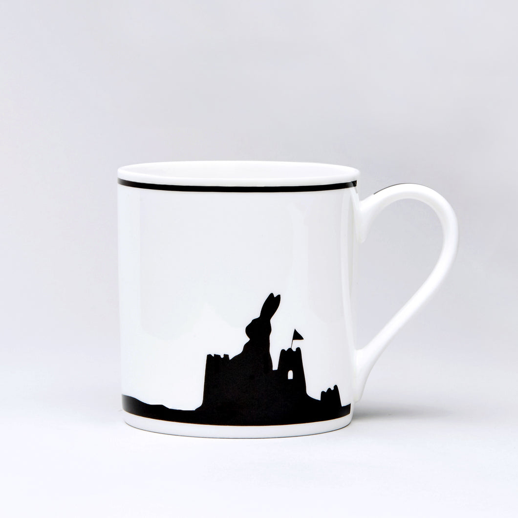 Mug by Ham  (Seaside Rabbit)