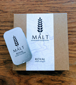 Solid Cologne Made In Malton (Royal)