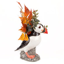 Load image into Gallery viewer, Puffin Flower Vase (large) by Quail
