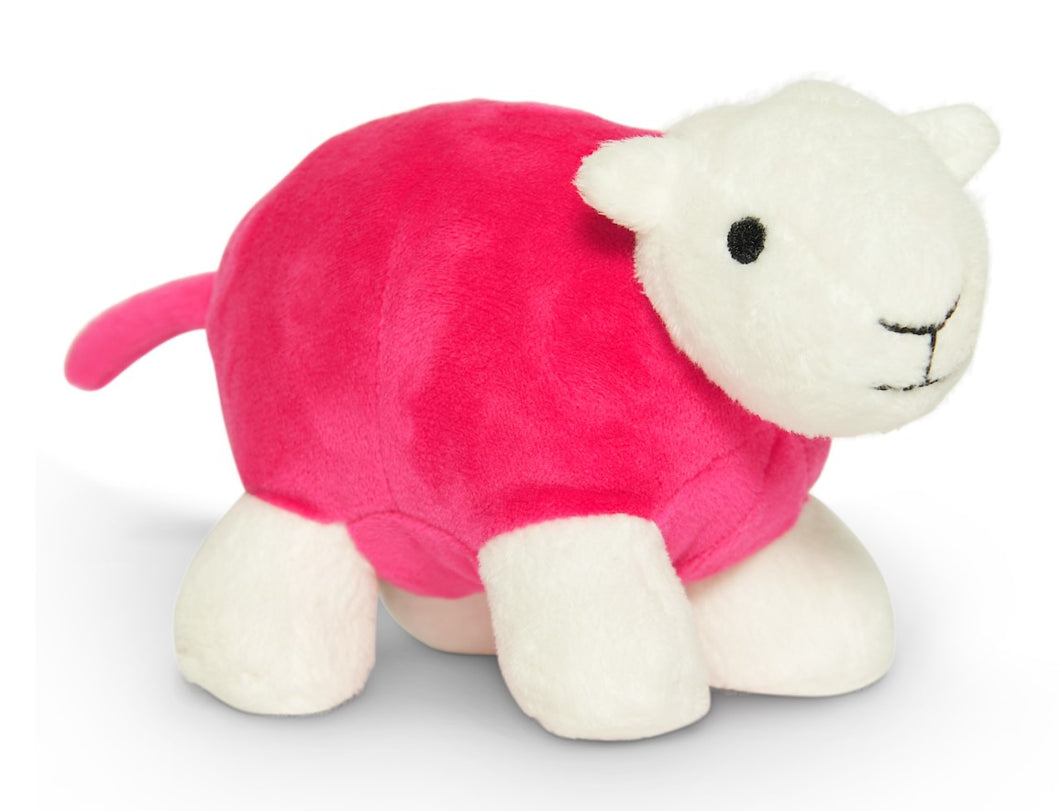 Herdy Soft baby sheep -pink