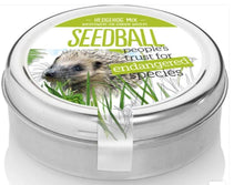 Load image into Gallery viewer, Seedball Tin Hedgehog Mix