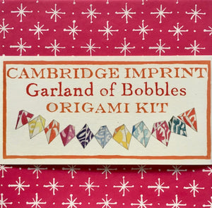 Cambridge Imprint Origami Bobble Kit