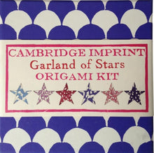 Load image into Gallery viewer, Cambridge Imprint Origami Star Kit