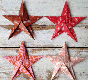 Cambridge Imprint Origami Star Kit