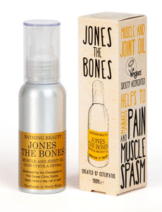 Muscle & Joint Oil 'Jones The Bones'