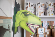 Load image into Gallery viewer, Build A Terrible T Rex Head kit