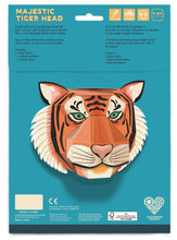 Load image into Gallery viewer, Majestic Tigers Head Kit