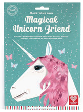 Load image into Gallery viewer, Make your own Magical Unicorn Friend
