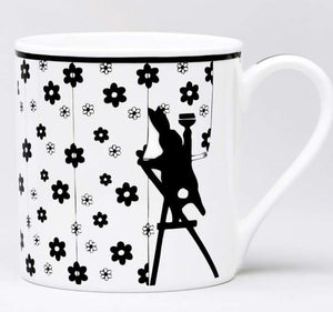 Mug by Ham (Wallpapering Rabbit)