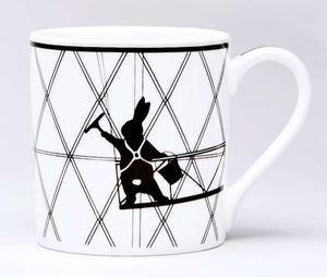 HAM MUG (Window Cleaning Rabbit)