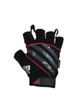 Adidas Gloves Sh. Fingered Perf. Red XL