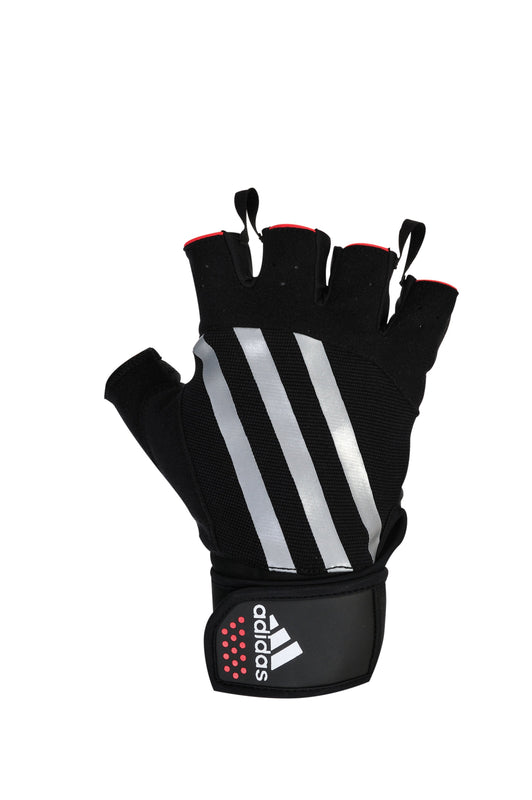 adidas Gloves Weight Lift Striped