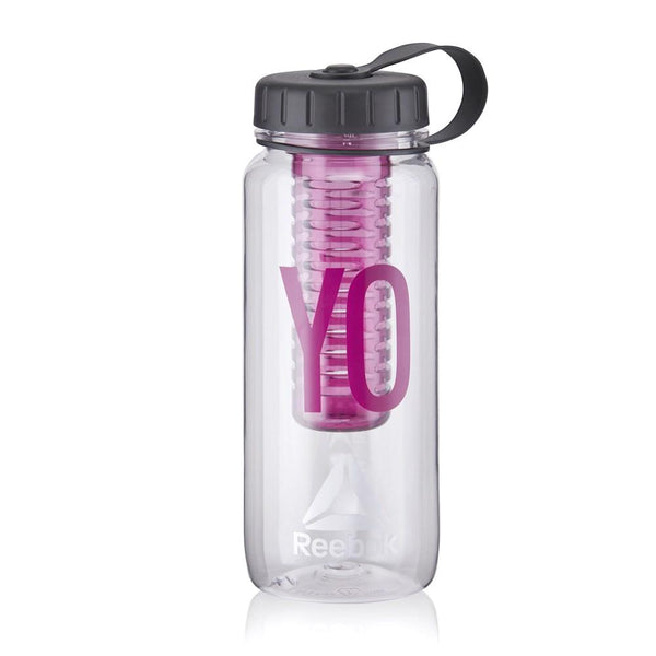 Reebok Tritan Infuser Water Bottle / 650 ml / Yo