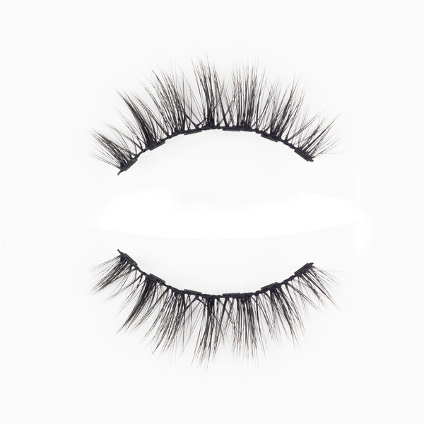 Amethyst Magnetic False Eyelashes