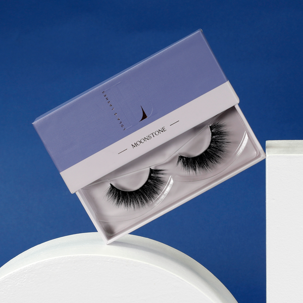 Moonstone Strip Lashes