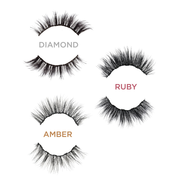 Pure Glam Magnetic Lash Bundle
