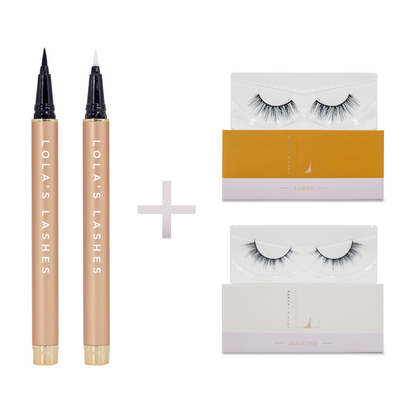 Flutter Flick & Stick Lash Kit