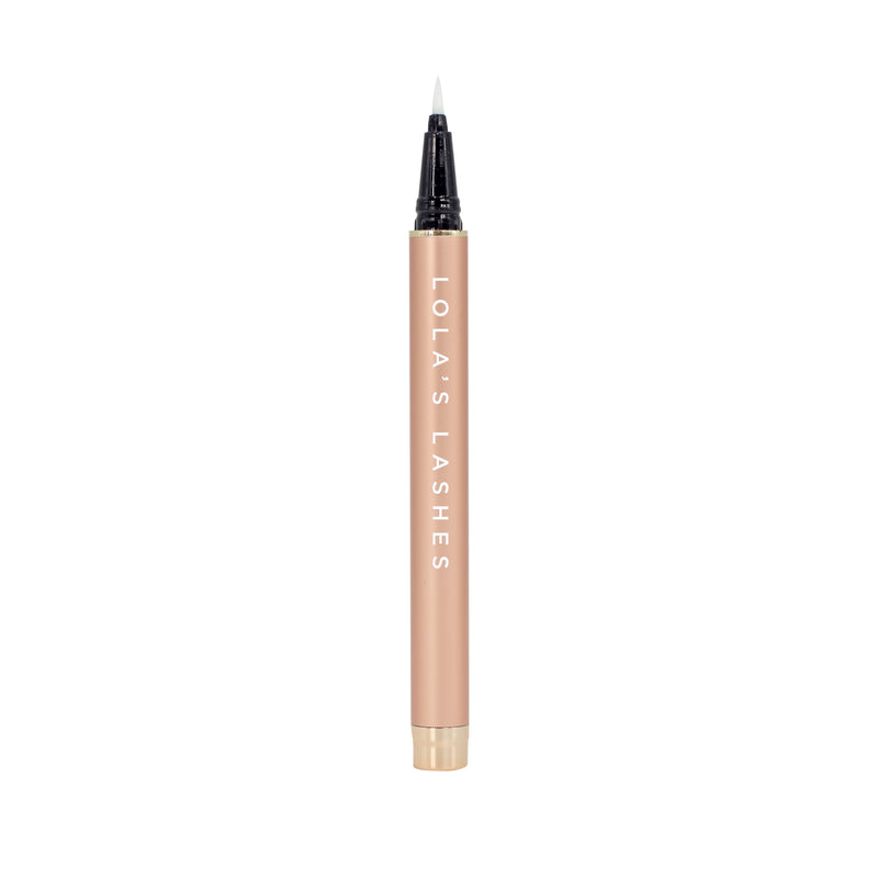 Precision Eyeliner Adhesive Pen - Clear