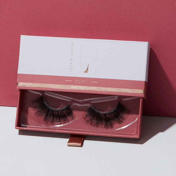 Ruby Magnetic Eyelashes