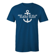 Load image into Gallery viewer, Lake Life - Blue Tee