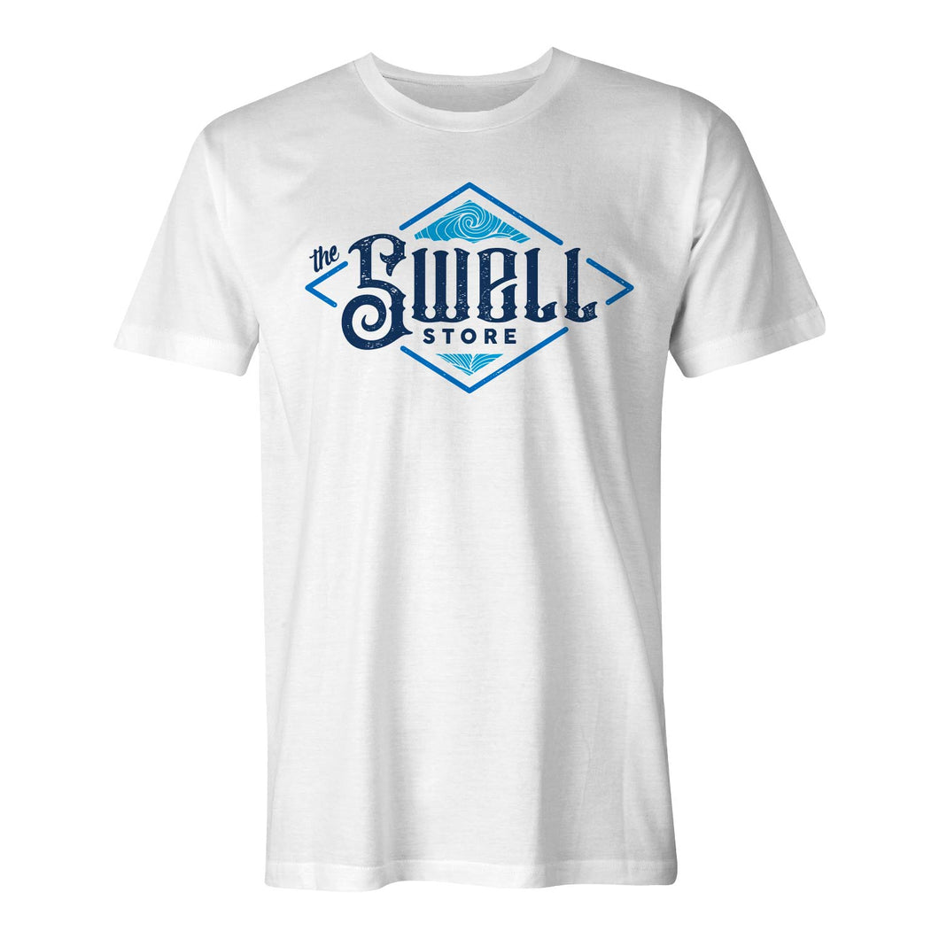 The Swell Store - White Tee
