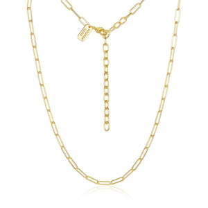 Melinda Maria Jewelry Baby Samantha Chain Necklace