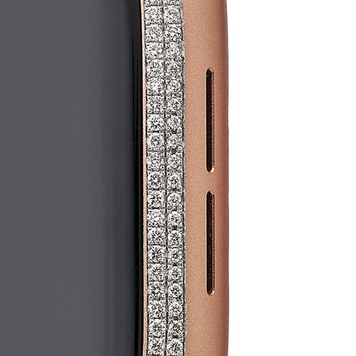 Load image into Gallery viewer, &Diamonds Diamond Double Row Smartwatch - Rose Gold