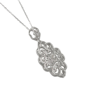 Olivia 27 Necklace - Anna Zuckerman Luxury