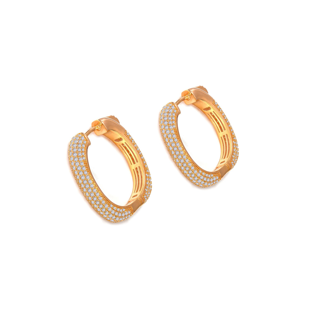Load image into Gallery viewer, Olivia 43 Earrings - Anna Zuckerman Luxury